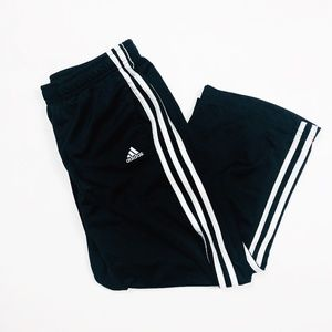 Adidas Capri Pants-- Black & White